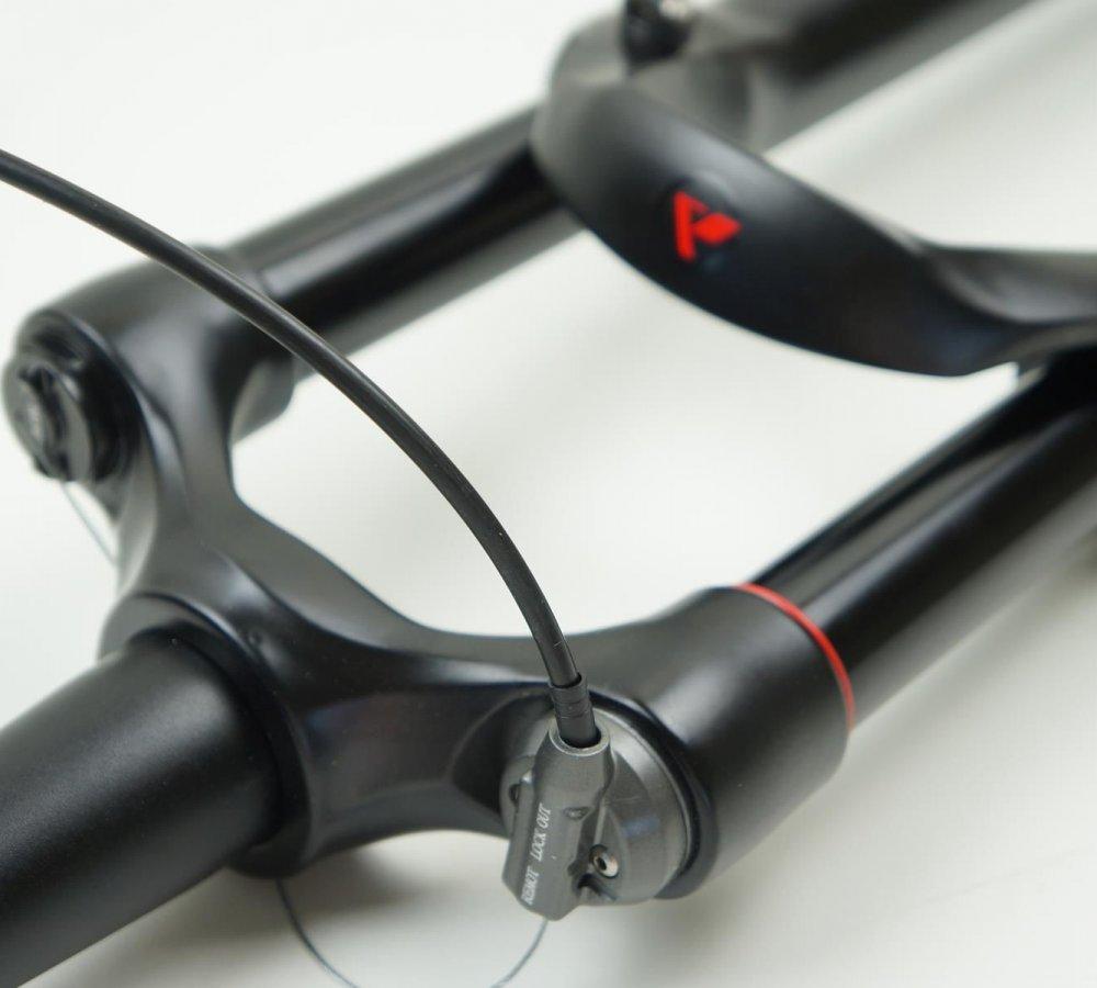 Suspensão Absolute Prime À Ar 29er 100mm Espiga Tapered Eixo 9mm com Trava  Remota - Bike ABC | Bicicletas e Acessórios