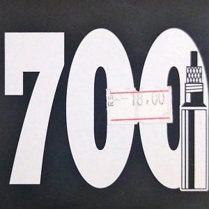 Câmara Kenda 700X23/25 48MM