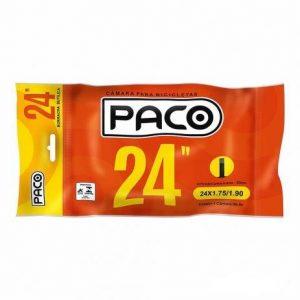 Camara de ar aro 24 Paco