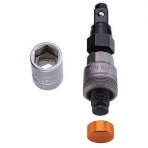 Chave Extrator De Pedivela Com Chave 14 E 15 Ice Toolz