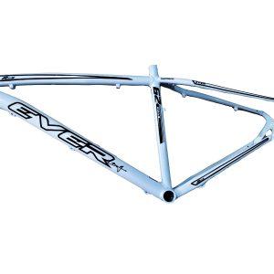 Quadro Ever Aro 29 Tam 17 Aluminio 6061 Rg5 Branco Brilhante